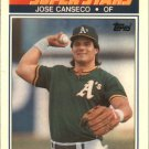 1990 K-Mart 21 Jose Canseco