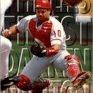1994 Ultra Phillies Finest 3 Darren Daulton