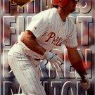 1994 Ultra Phillies Finest 4 Darren Daulton