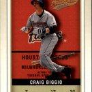 2002 Fleer Authentix 17 Craig Biggio