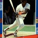 1991 Donruss 252 Garry Templeton