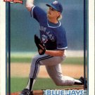 1991 Topps 191 Willie Blair