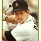 1986 Topps Glossy Send-Ins 8 Lance Parrish