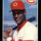 1989 Donruss Baseball's Best 6 Eric Davis