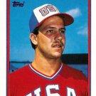 1992 Topps Dairy Queen Team USA 6 Scott Bankhead