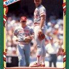 1987 Fleer Star Stickers 51 Bill Gullickson