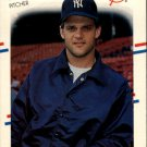 1988 Fleer 208 Bill Gullickson