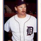 1991 Bowman 132 Rob Deer