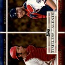 2012 Topps Timeless Talents TT11 Johnny Bench/Brian Mccann