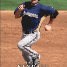 2008 Upper Deck First Edition 399 Jason Kendall