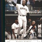 2002 Upper Deck 739 Barry Bonds SH CL