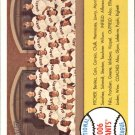 2007 Topps Heritage 19 San Francisco Giants TC