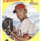 2008 Topps Heritage 64 Francisco Rodriguez