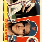 1990 Topps Big 143 Kevin Elster