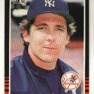 1985 Donruss 336 Dave Righetti