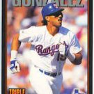 1993 Triple Play 221 Juan Gonzalez
