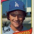 1980 Topps 521 Ken Brett