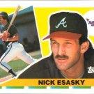 1990 Topps Big 251 Nick Esasky