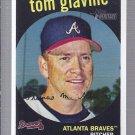 2008 Topps Heritage 312 Tom Glavine