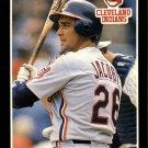 1989 Donruss Baseball's Best 61 Brook Jacoby
