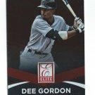 2015 Donruss Elite 14 Dee Gordon