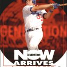 2007 Topps Generation Now Vintage GNV11 Russell Martin