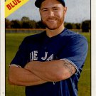 2015 Topps Heritage 61 Russell Martin