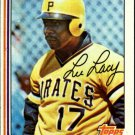 1982 Topps 752 Lee Lacy