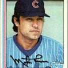 1982 Topps 732 Mike Lum