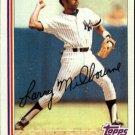 1982 Topps 669 Larry Milbourne