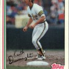 1982 Topps 673 Keith Drumwright