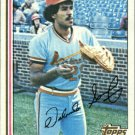 1982 Topps 604 Orlando Sanchez