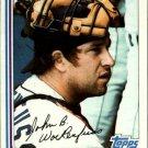 1982 Topps 629 John Wockenfuss