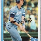 1982 Topps 173 Jamie Quirk