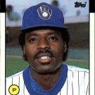 1986 Topps 106 Ray Burris