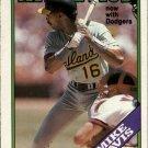 1988 O-Pee-Chee 217 Mike Davis