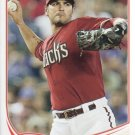 2013 Topps Update US95 Eric Chavez