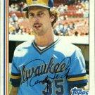 1982 Topps 466 Randy Lerch