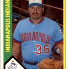 1990 Indianapolis Indians CMC 8 Dale Mohorcic