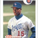 1992 SkyBox AAA 106 Kevin Roberson