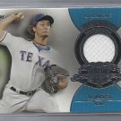 2013 Topps Making Their Mark Relics YD Yu Darvish
