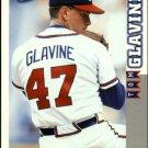 1998 Score Rookie Traded 198 Tom Glavine