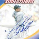 2004 Topps Total Signatures TB Toby Hall