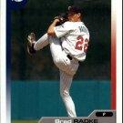 2005 Topps Total 122 Brad Radke