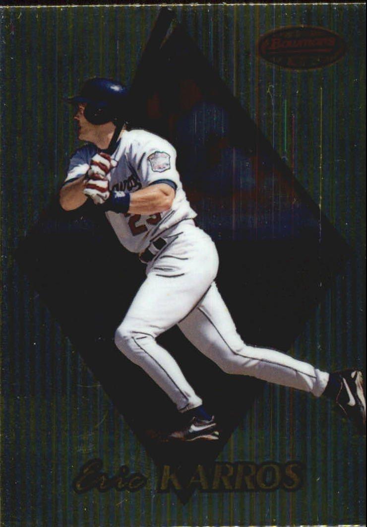 1999 Bowman's Best 38 Eric Karros