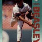 1992 Fleer 54 Chris Beasley