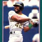 1991 Score 644 Dave Henderson