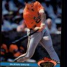 1991 Stadium Club #391 Glenn Davis
