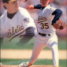 1993 Flair #264 Bob Welch