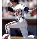 1990 Upper Deck 730 Mitch Webster